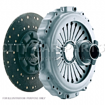 NEW OE SPEC 3 PIECE CLUTCH KIT FOR MINI ONE AND COOPER 1.6 MODELS (R50,R53)